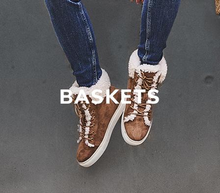 basket femme
